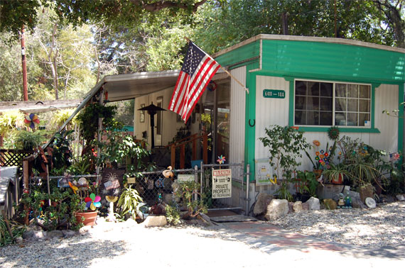 The Monterey Trailer Park